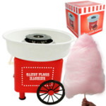 Máquina de algodón de azúcarUn gadget vintage de esos que causan envidia a tu alrededor.